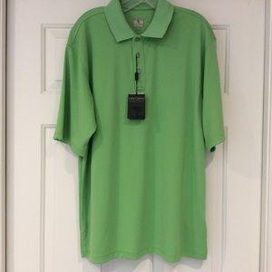 Lone Cypress Pebble Beach Mens Lg Polo Golf Shirt